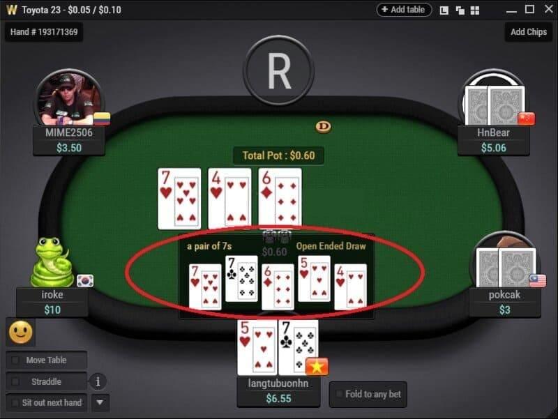 วิธีเล่น Poker Texas ฉบับ ย่อ