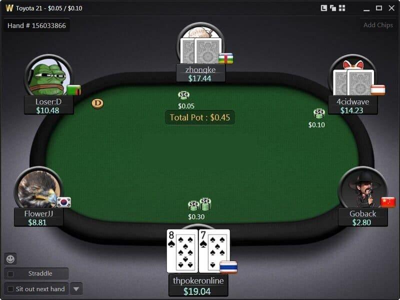 วิธีเล่น Poker Texas ฉบับย่อ